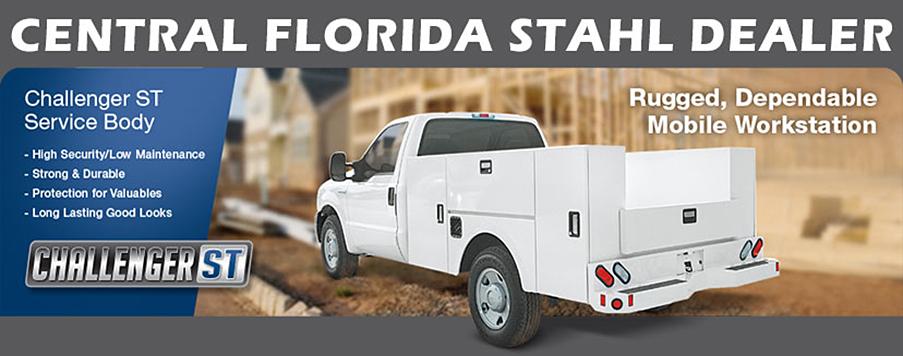 Service Body Tailgate : Stahl service bodies